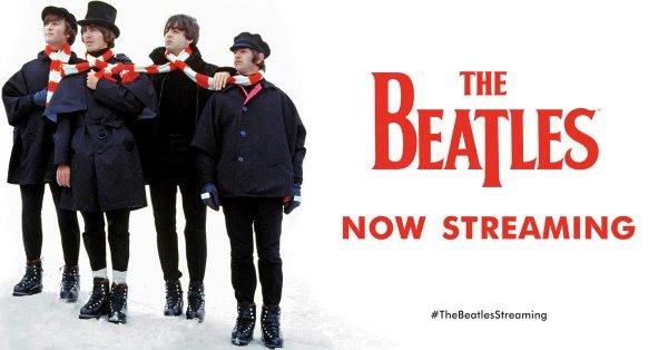 The Beatles finalmente liberarán su música a las plataformas de streaming el día de Navidad
