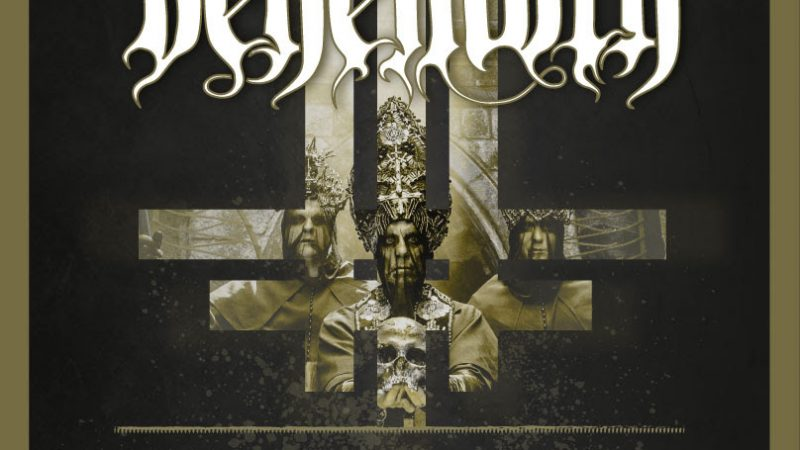 Los polacos de Behemoth confirman concierto en Chile para diciembre