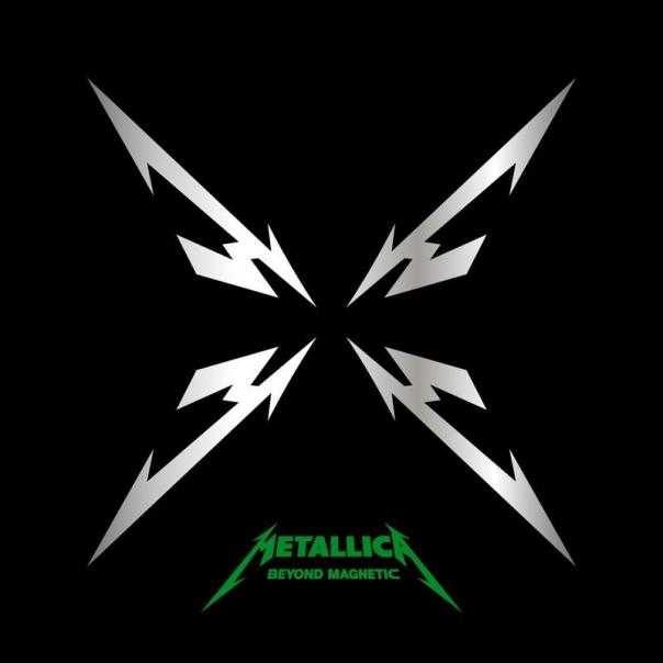 """Metallica ya pone a disposición """"Beyond Magnetic"""", su EP de canciones inéditas"""