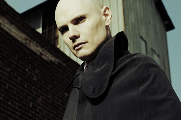 """Billy Corgan: """"Me orino sobre los malditos Radiohead"""""""