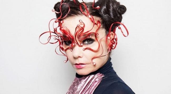 Björk realizará una serie de conciertos con audiencia real en Islandia