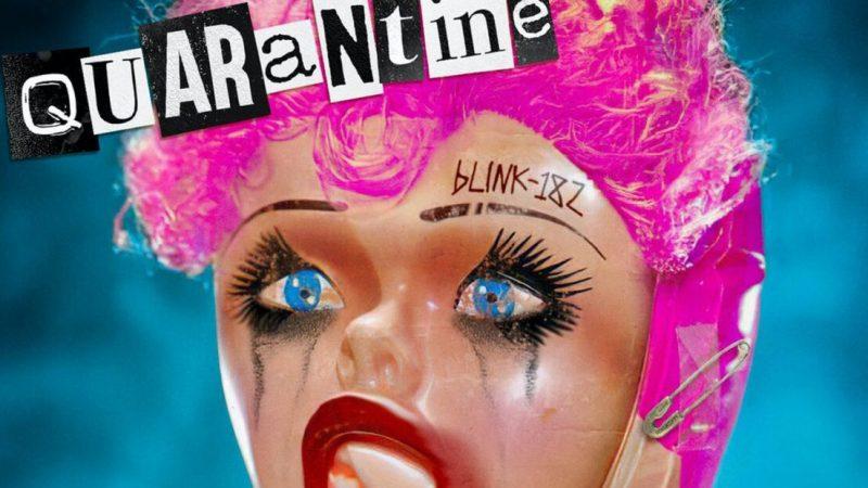 """""""Quarantine"""": escucha la nueva canción de Blink-182"""