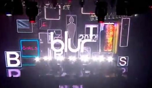 Revisa los mejores momentos de la presentación de Blur en los Brit Awards 2012