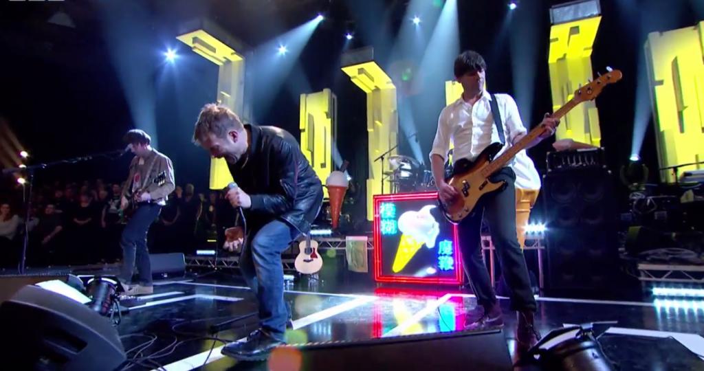 Video: Blur mostró más canciones de su nuevo álbum en el show de Jools Holland