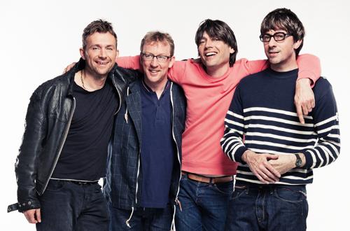 Blur anuncia show de reunión para el 2013 y no descarta gira mundial
