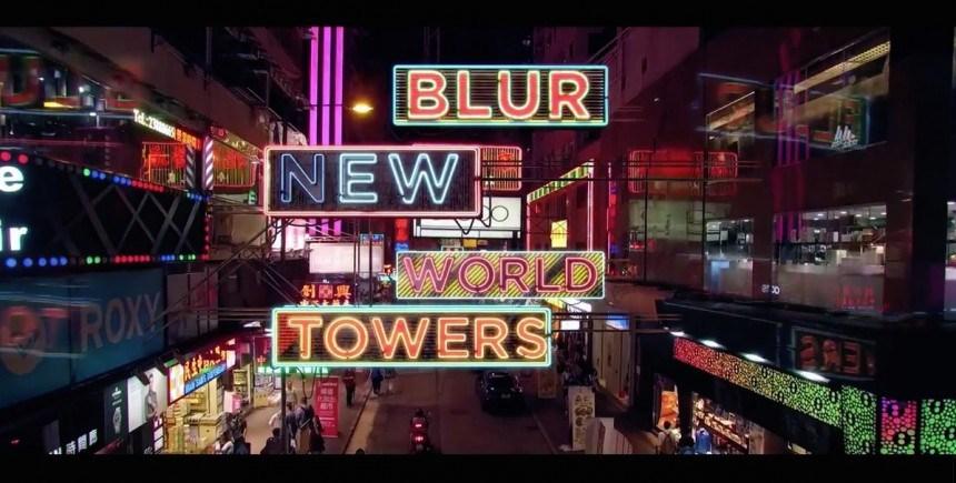 """Blur estrenará nuevo documental, revisa los detalles de """"New World Towers"""""""