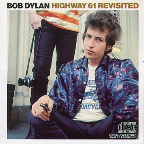 Disco Inmortal: Bob Dylan – Highway 61 Revisited (1965)