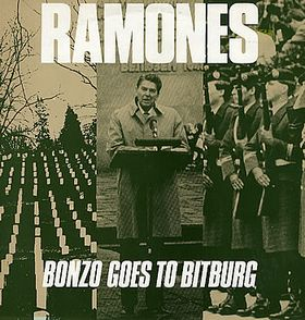 "Cancionero Rock: Ramones- ""Bonzo Goes to Bitburg"""