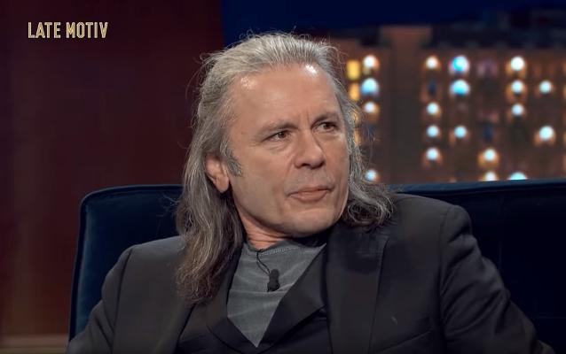 """Bruce Dickinson y el posible retiro de Iron Maiden: """"Nunca moriremos aunque estemos muertos"""""""