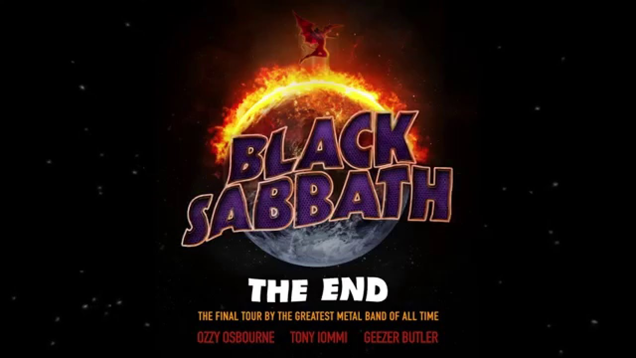 "Black Sabbath llevará a los cines de todo el mundo ""The End of The End"", el último show de su historia"