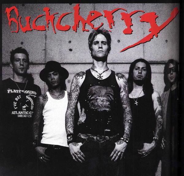 """Buckcherry vuelve con """"Confessions"""", nuevo disco conceptual para el 2013"""