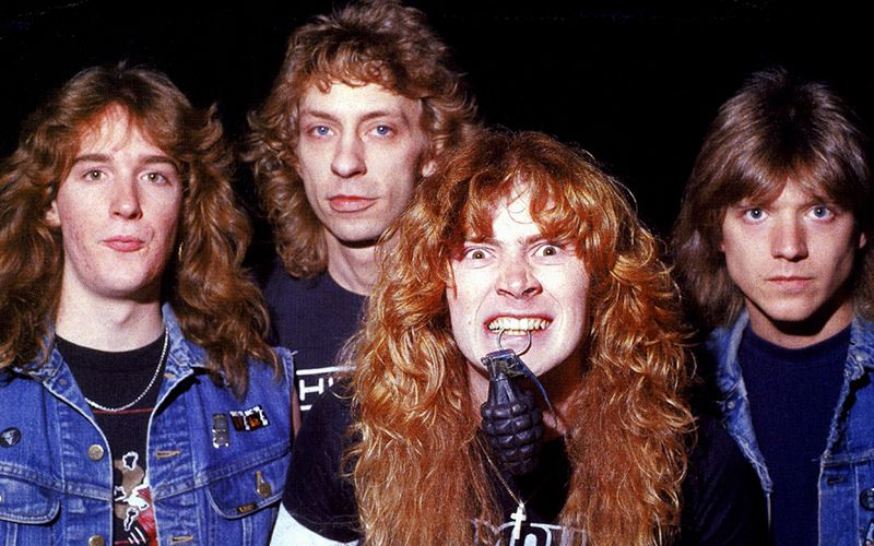 "Discomanía: ""Killing Is My Business…And Business is Good"", el renacer de Dave Mustaine"