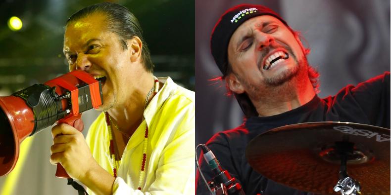 Mike Patton será el vocalista de la nueva banda de Dave Lombardo: Dead Cross