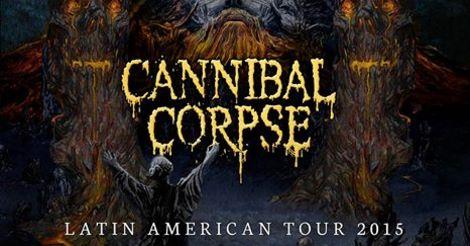 Testament y Cannibal Corpse tocarán juntos en Chile en noviembre