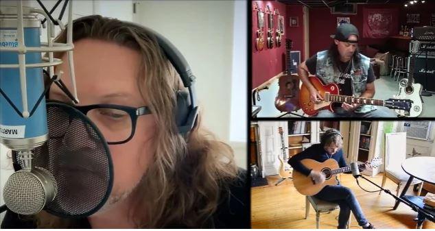 Candlebox estrena cover de Buffalo Springfield como parte de una serie de versiones de canciones protesta
