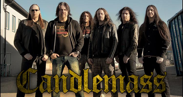 Los maestros del doom Candlemass agendan concierto en Chile para abril