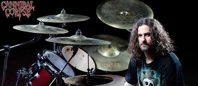 """Entrevista con Paul Mazurkiewicz de Cannibal Corpse: """"Nos encantaría salir de gira con Judas Priest o Iron Maiden"""""""