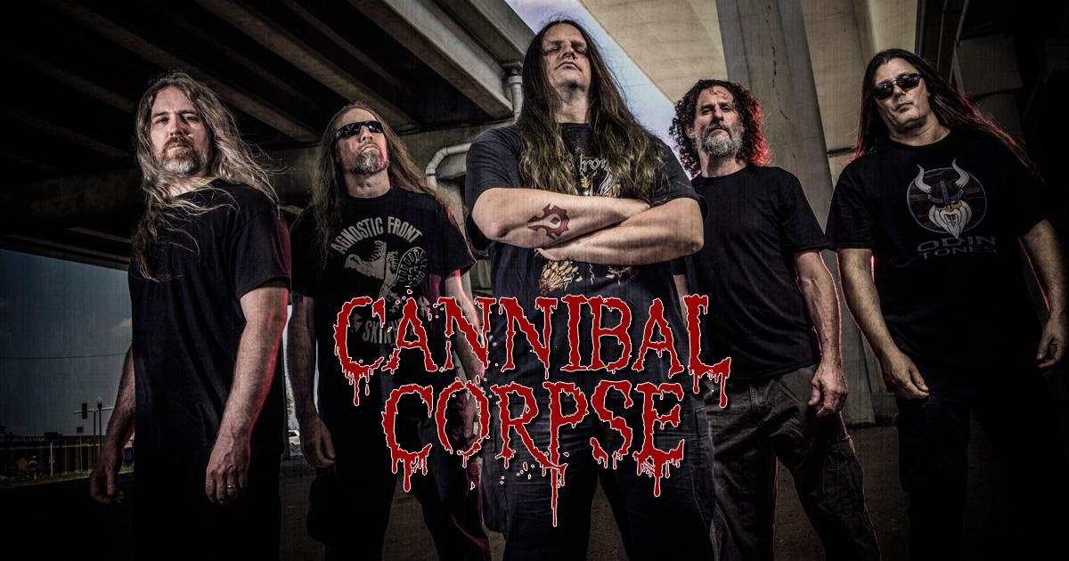 Derramando sangre, vísceras y death metal: el camino de Cannibal Corpse a Metal Attack II