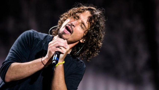 """Chris Cornell: se libera un cover inédito de """"Patience"""" de Guns N' Roses en el día de su natalicio"""