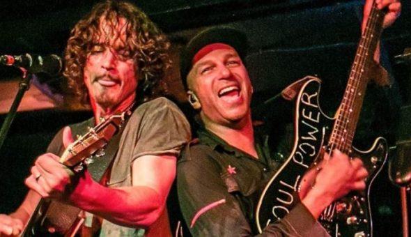 """Tom Morello habló sobre el concierto en homenaje a Chris Cornell: """"No será algo triste, será una celebración de su increible música"""""""