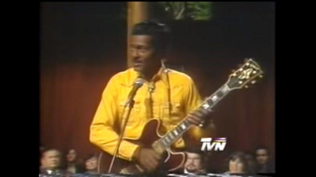 Desde Chuck Berry a Los Miserables: 15 capitulos de culto del rock en la TV chilena