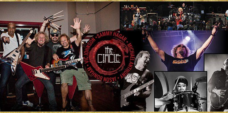 Sammy Hagar & The Circle llegará para revivir los éxitos de Van Halen a Chile