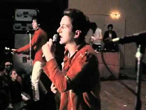 NR En Vivo: The Clash y el inicio del tsunami punk. Live in Munich (1977)
