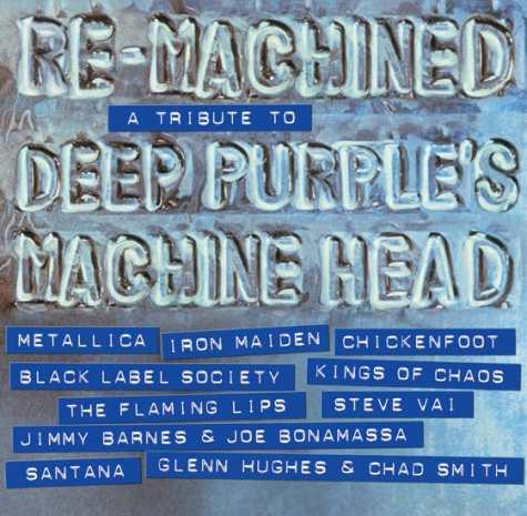 Escucha las versiones de Iron Maiden, Metallica y más del nuevo disco de homenaje a Deep Purple