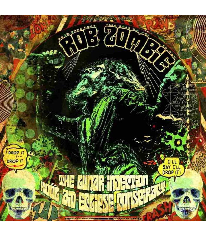 """Rob Zombie – """"The Lunar Injection Kool Aid Eclipse Conspiracy"""" (2021)"""