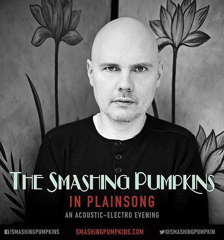The Smashing Pumpkins anuncian gira en formato acústico
