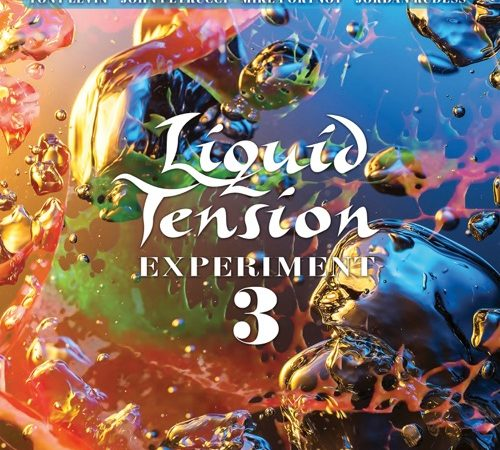 Liquid Tension Experiment 3 (2021)