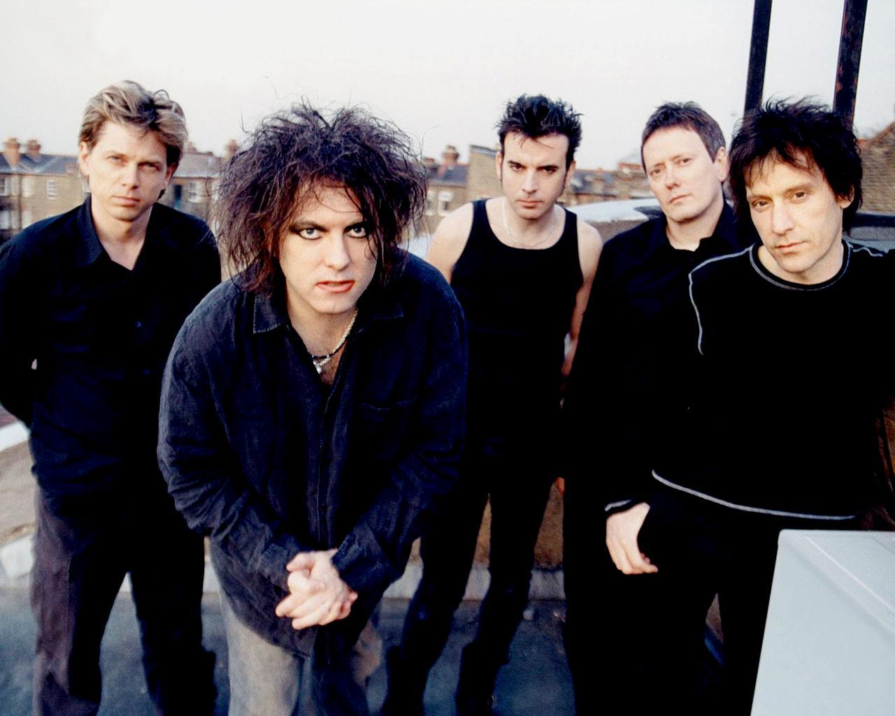 The Cure anuncia nuevo álbum de estudio y serie de DVD's en vivo