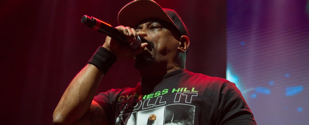 Cypress Hill & Mix Master Mike en Cosquín Rock Chile: Sativa de rap y rock