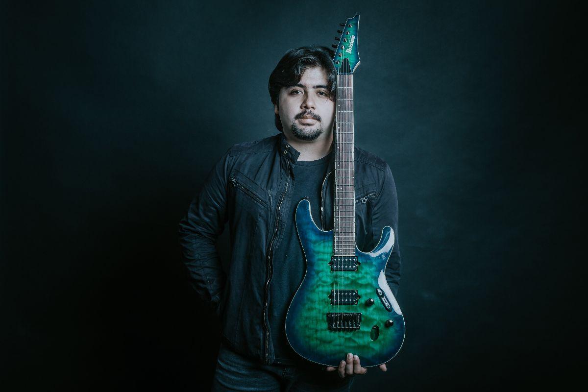 """Escucha """"Angelique"""" nuevo single de Invictor, el proyecto solista de Damián Agurto"""