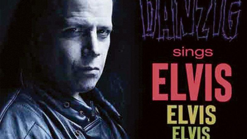 Danzig presenta el primer adelanto de su álbum de covers de Elvis Presley