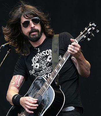 Foo Fighters comienza a trabajar en su nuevo álbum de estudio