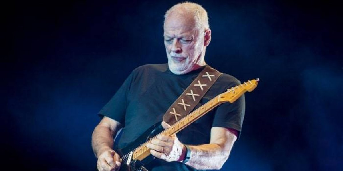 "David Gilmour comparte video Live At Pompeya de ""Comfortably Numb"""