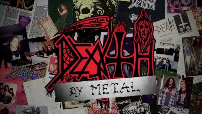 "Rockumentales: ""Death By Metal"", el documental de la historia de Death y Chuck Schuldiner"