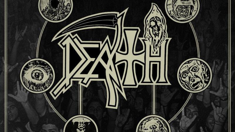 Cuarentena brutal: Death lanzará una serie de registros en vivo inéditos, escucha el primero