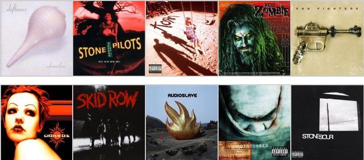 Debutazos que volaron cabezas: Los mejores álbumes debut de la historia (Primera Parte)