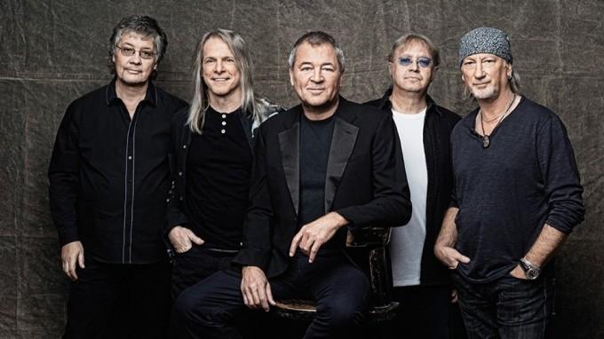 """""""Whoosh!"""" será el título del nuevo álbum de Deep Purple y saldrá este año"""