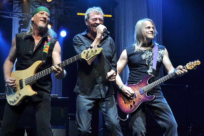 Deep Purple regresa a Chile encabezando el Festival Legalize