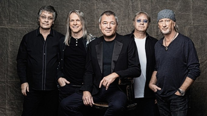 Deep Purple confirma nuevo álbum de estudio y gira en 2020