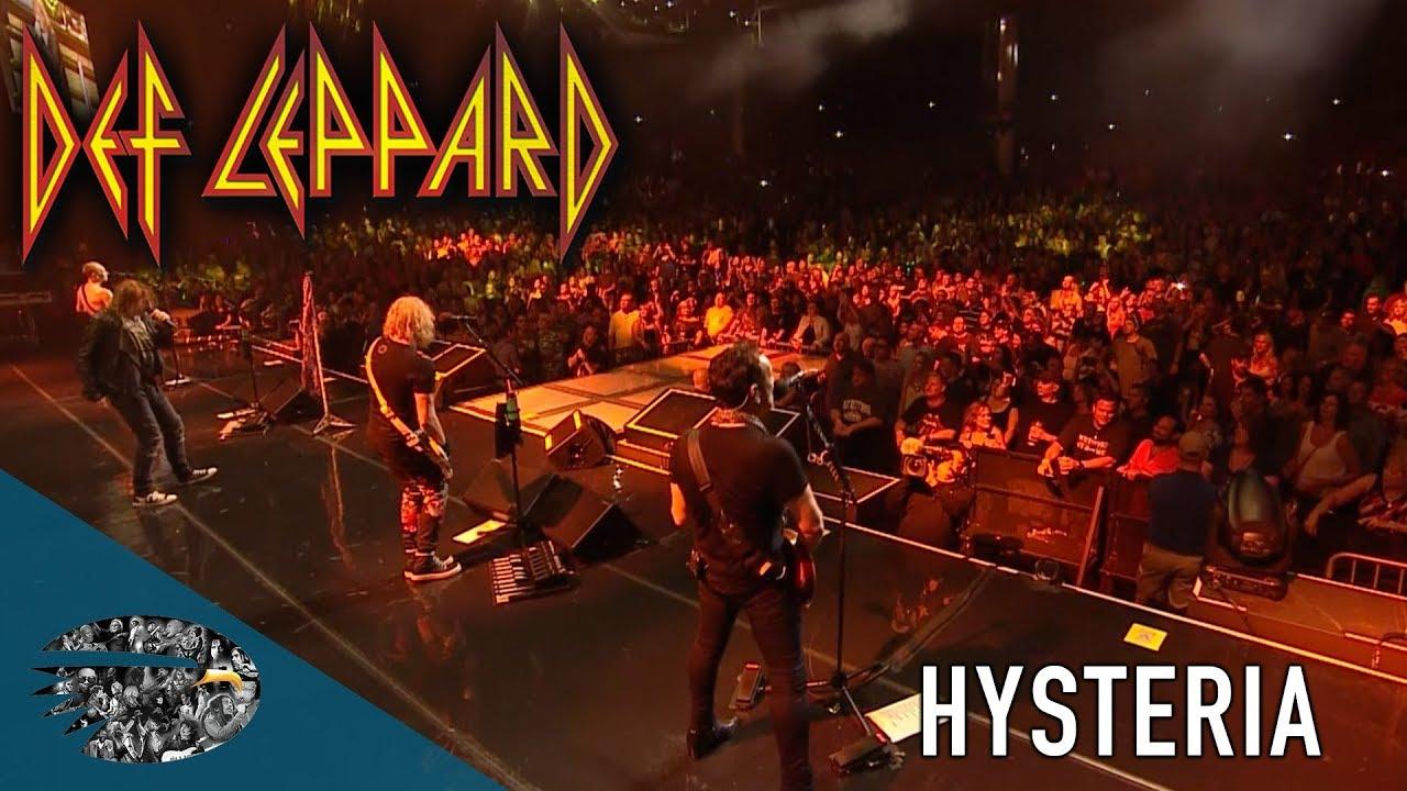 Def Leppard cinematográfico: Hysteria, la película
