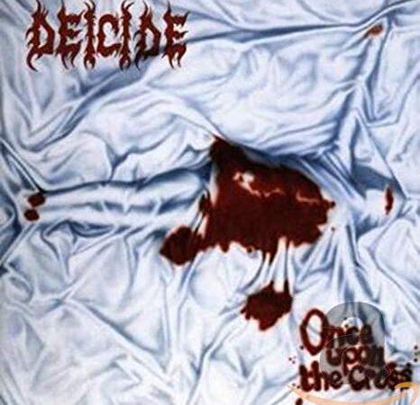 """""""Once Upon the Cross""""-Deicide: el descaro de Satán"""