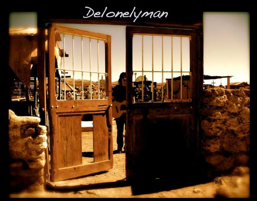 Delonelyman, grunge made in Chile