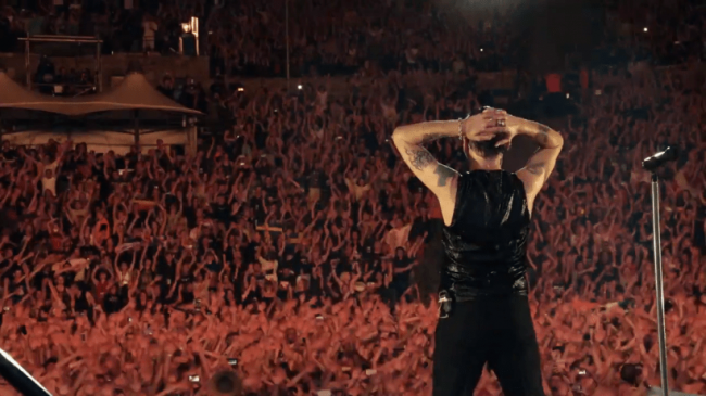 Depeche Mode, Spirits in the Forest: a través de los ojos de los fanáticos