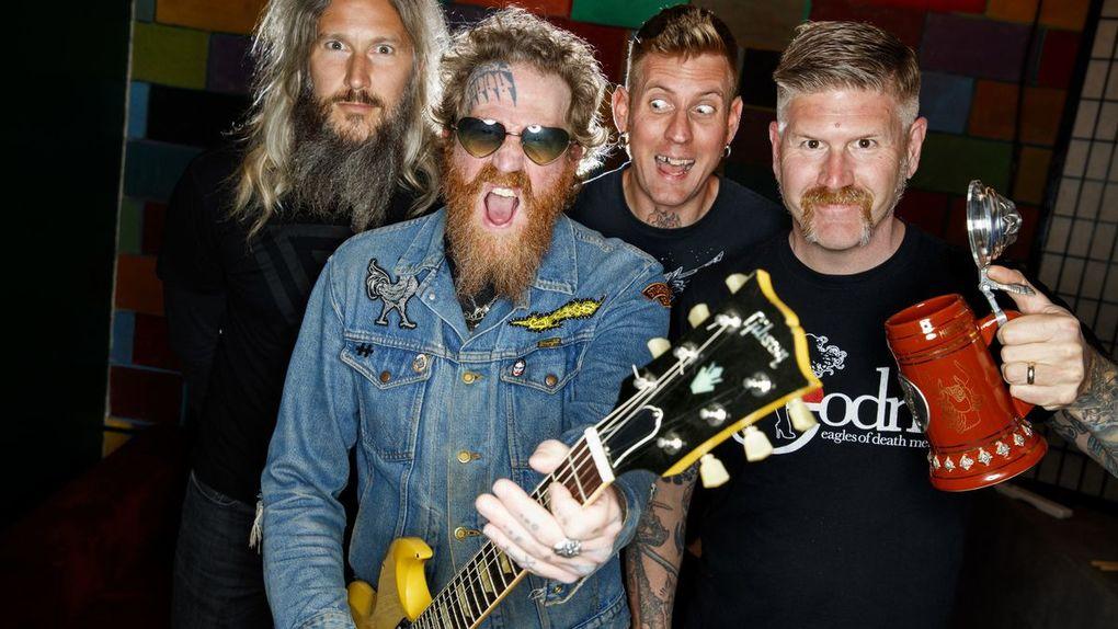 "Mastodon realizará cover de ""Stairway to Heaven"" de Led Zeppelin en honor a su fallecido ex-mánager"