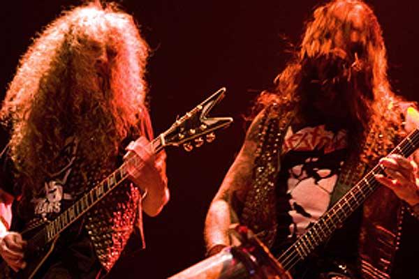 """Metal fest 2012: Destruction en Chile """"Terror teutónico"""""""