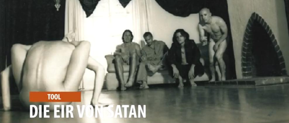 Die Eier Von Satan-Tool: un nazi metido en la cocina